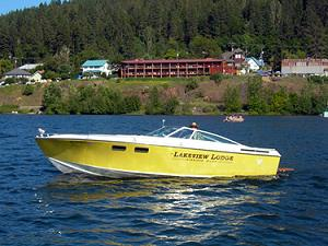 Friendly people, relaxing surroundings.. on Beautiful Lake Coeur d'Alene